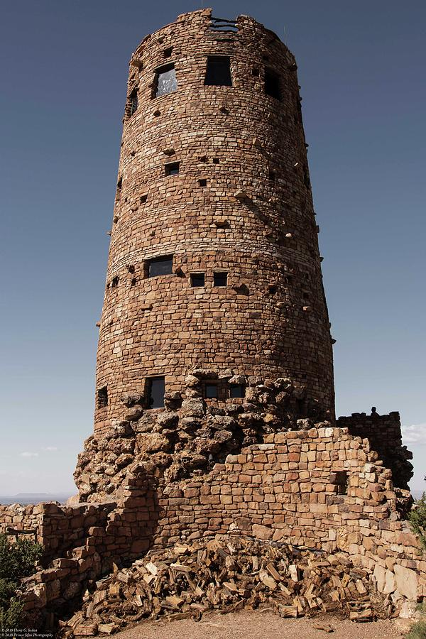 The Grand Canyon South Rim Series Desert View Watchtower 3