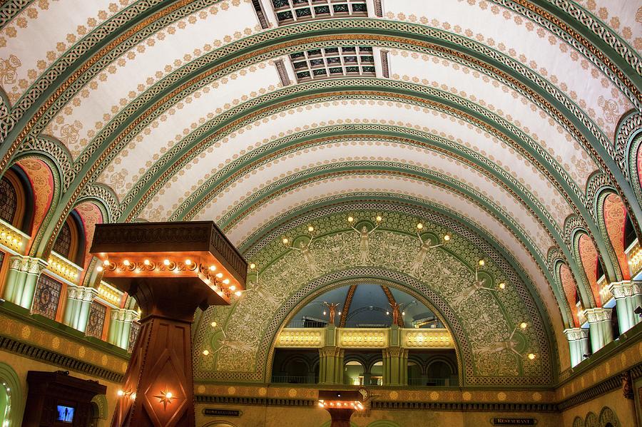 The Grand Hall by Steve Stuller