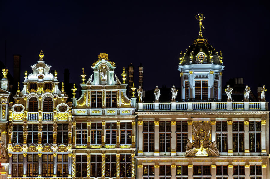 The Grand Place by Pablo Lopez