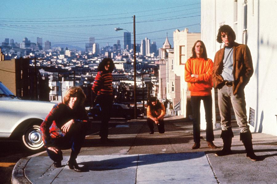 The Grateful Dead Photograph by Hulton Archive