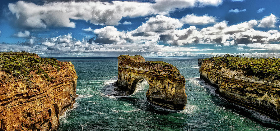 The Great Ocean Road Photograph by © Ho Soo Khim
