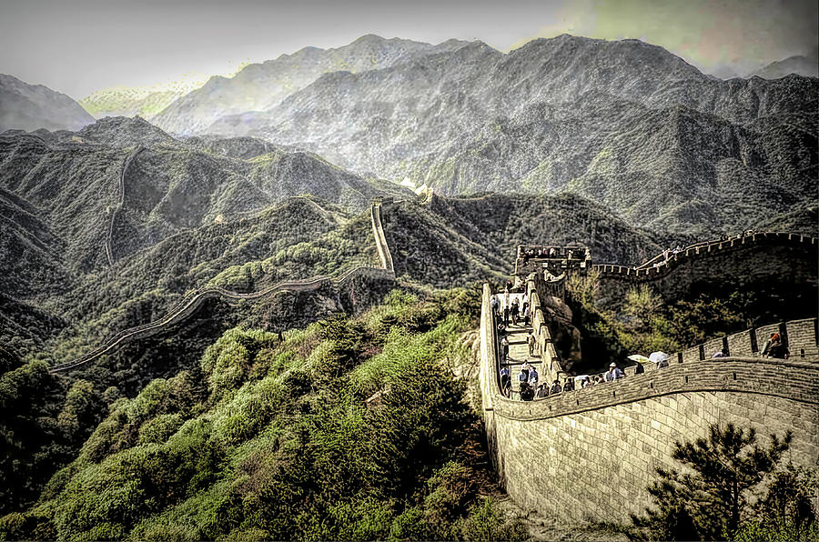 The Great Wall 3 by PAUL COCO