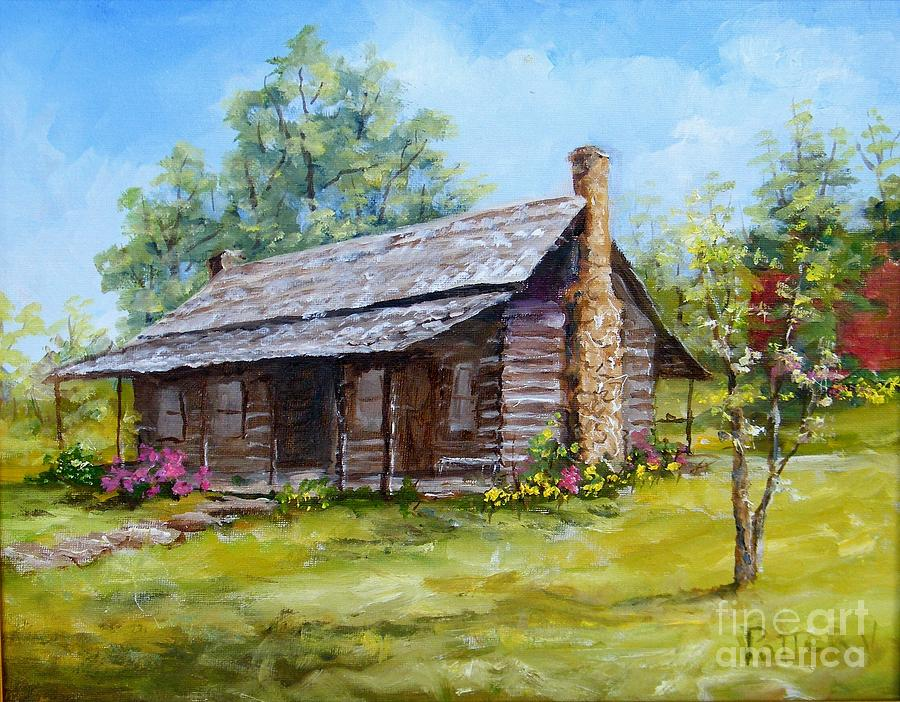 The Greathouse Cabin by Virginia Potter