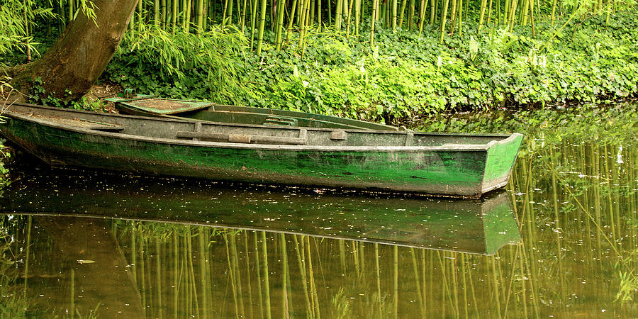 The Green Boat by E Faithe Lester