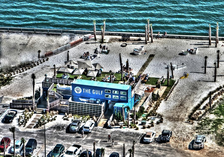 The Gulf by Gulf Coast Aerials -