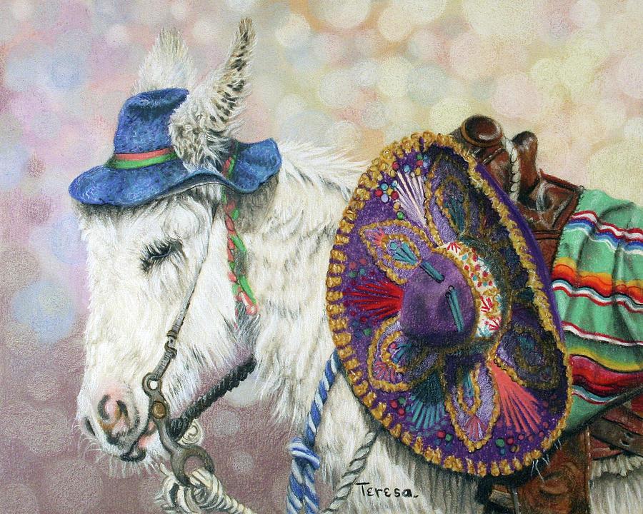 The Happy Burro by Teresa Frazier