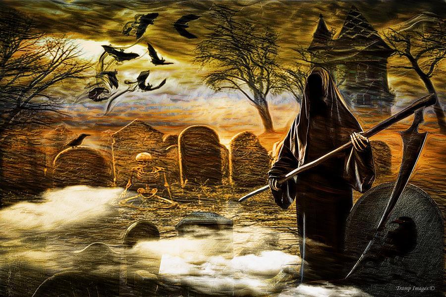 The Harvester  by Wesley Nesbitt