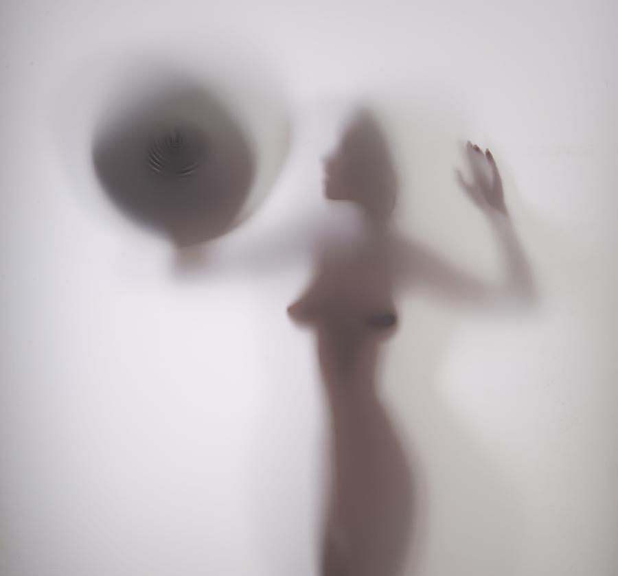 Model Photograph - The Hat by Izak Katz