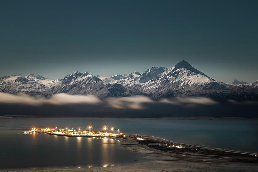 The Homer Spit by James Capo
