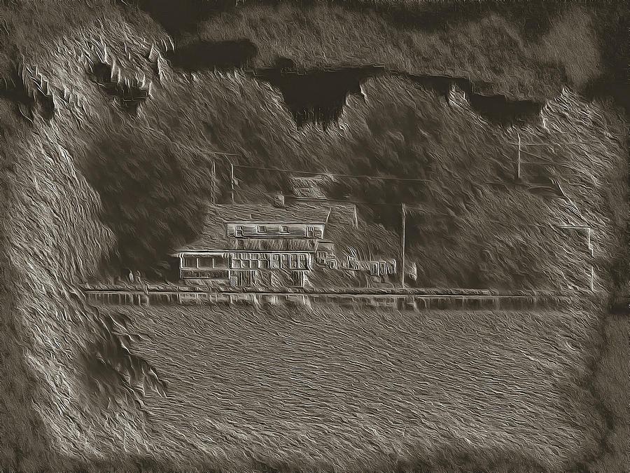 The House Across the Rideau by Mario Carini