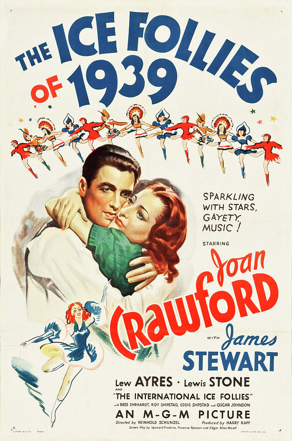 The Ice Follies of 1939 by Metro-Goldwyn-Mayer
