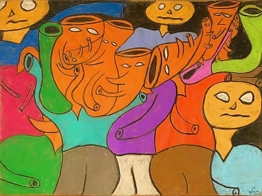 The IN Crowd by Mario MJ Perron