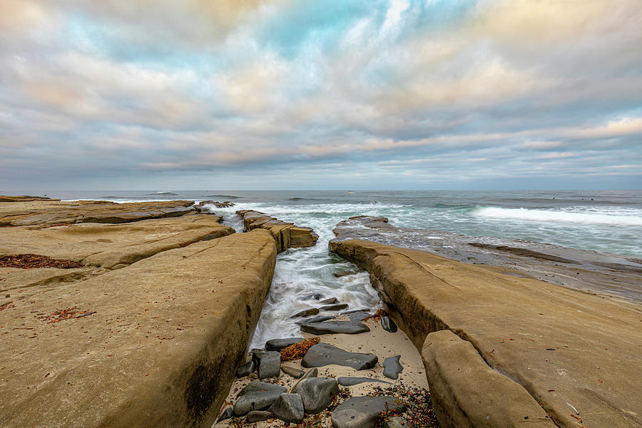 The Inlet by Peter Tellone