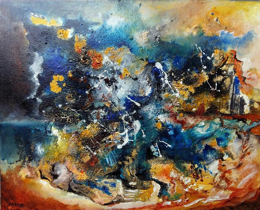 the insane night by Wolfgang Schweizer