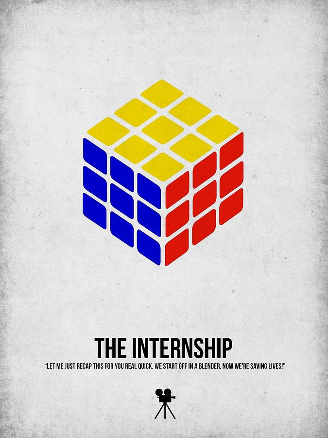 The Internship Digital Art - The Internship by Naxart Studio