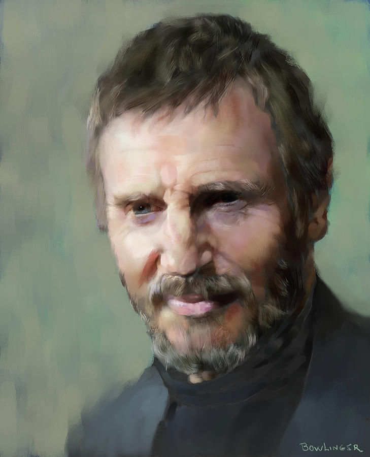The Irishman by Scott K Bowlinger