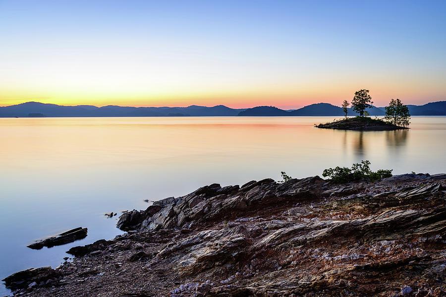 The Island by Michael Scott