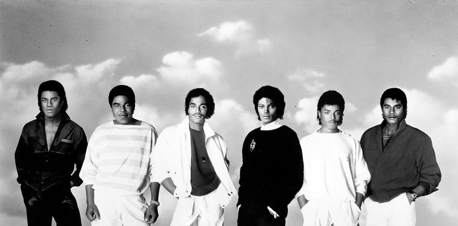 The Jacksons Photograph by Afro Newspaper/gado