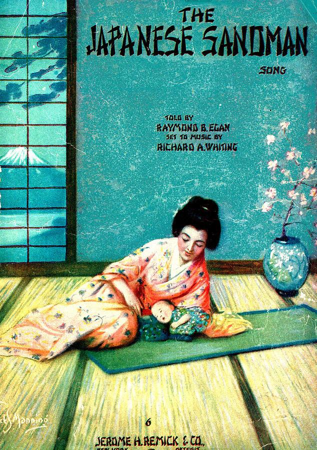 The Japanese Sandman by Mel Thompson