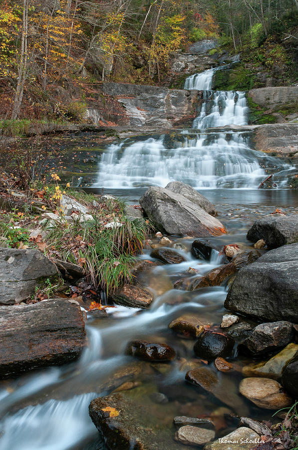 The Jewell of Kent Connecticut by T-S Photo Art