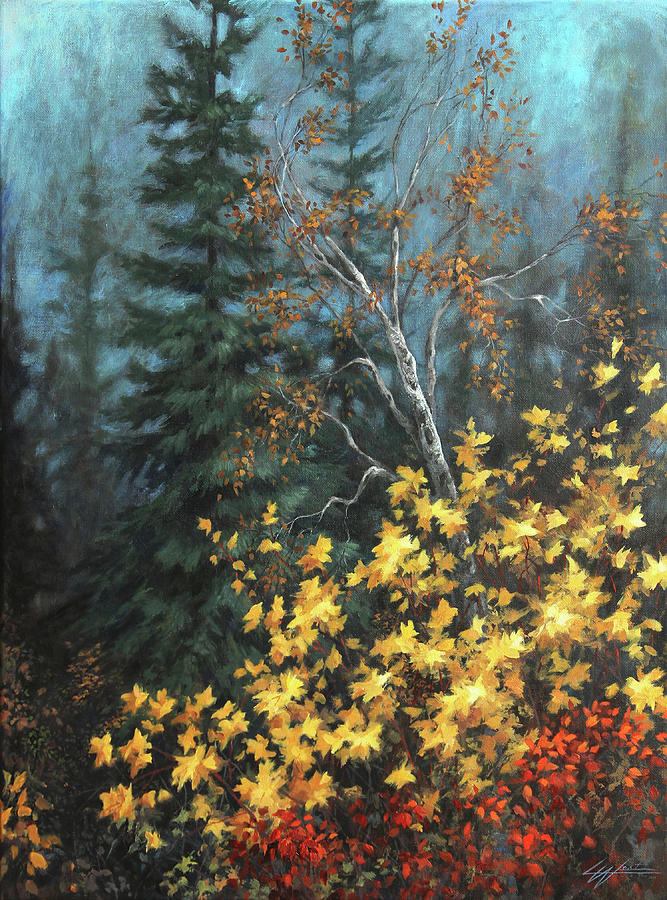 The Jewels of Autumn by Lucy West