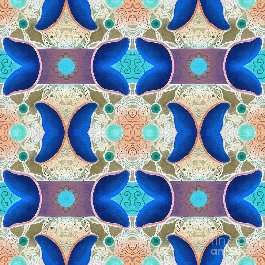 The Joy of Design 52 Arrangement 4 Inverted by Helena Tiainen