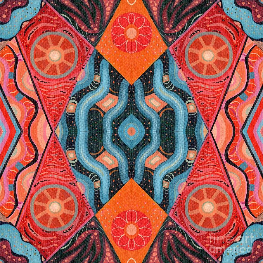 The Joy of Design 53 Arrangement 2 by Helena Tiainen