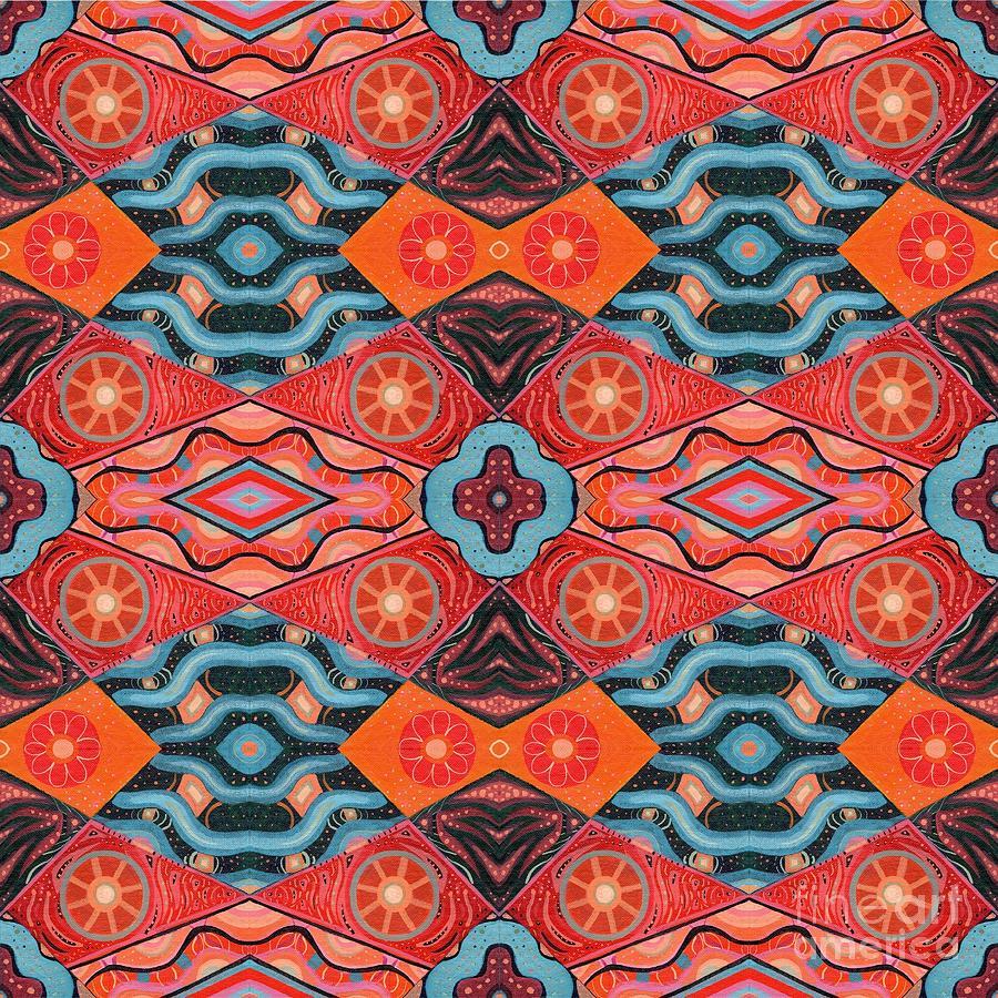 The Joy of Design 53 Arrangement 5 by Helena Tiainen
