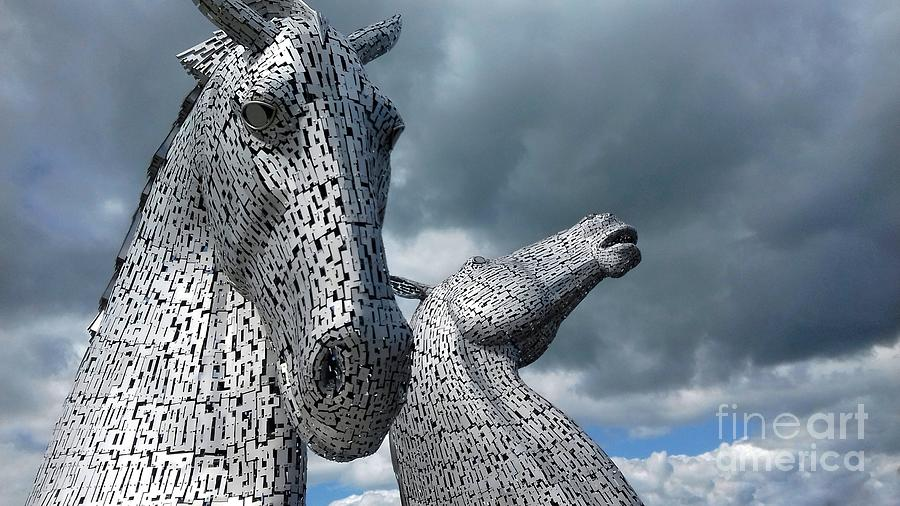 The Kelpies by Joan-Violet Stretch
