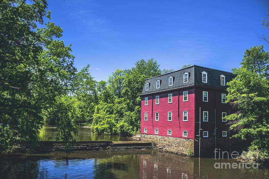 The Kingston Mill House by Colleen Kammerer