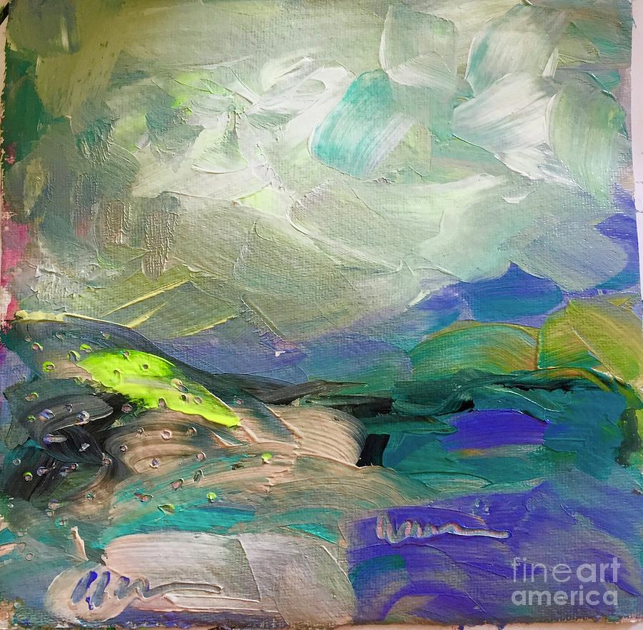The lake by Corina Stupu Thomas