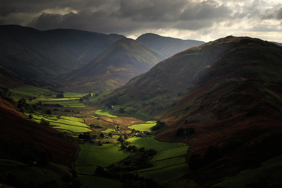 The lake district UK 004 by Chris Smith