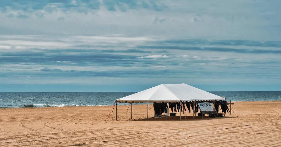 The Last Beach Vendor by Gary Slawsky