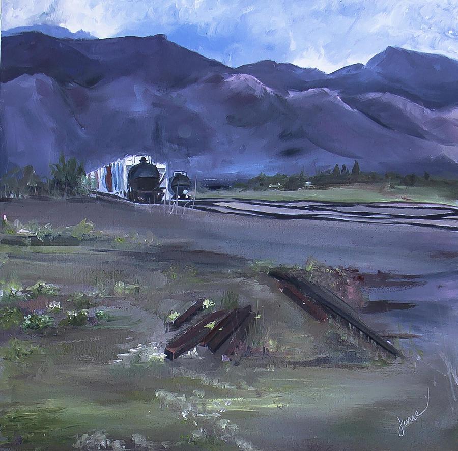 The Last Choo Choo Train by Nila Jane Autry