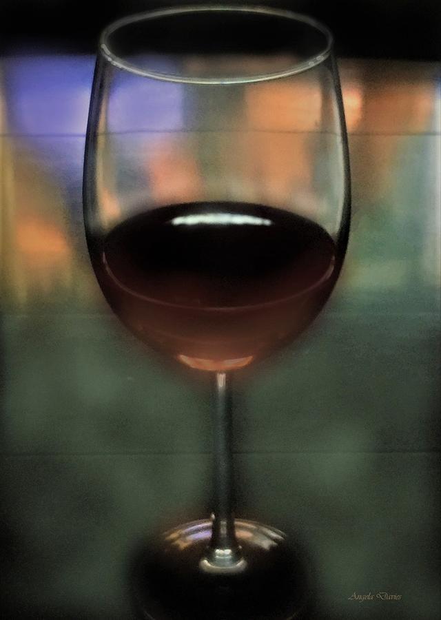 The Last Glass by Angela Davies