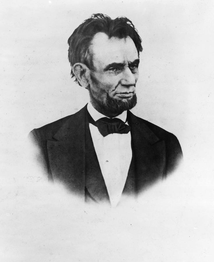 The Last Lincoln Photograph by Henry F. Warren