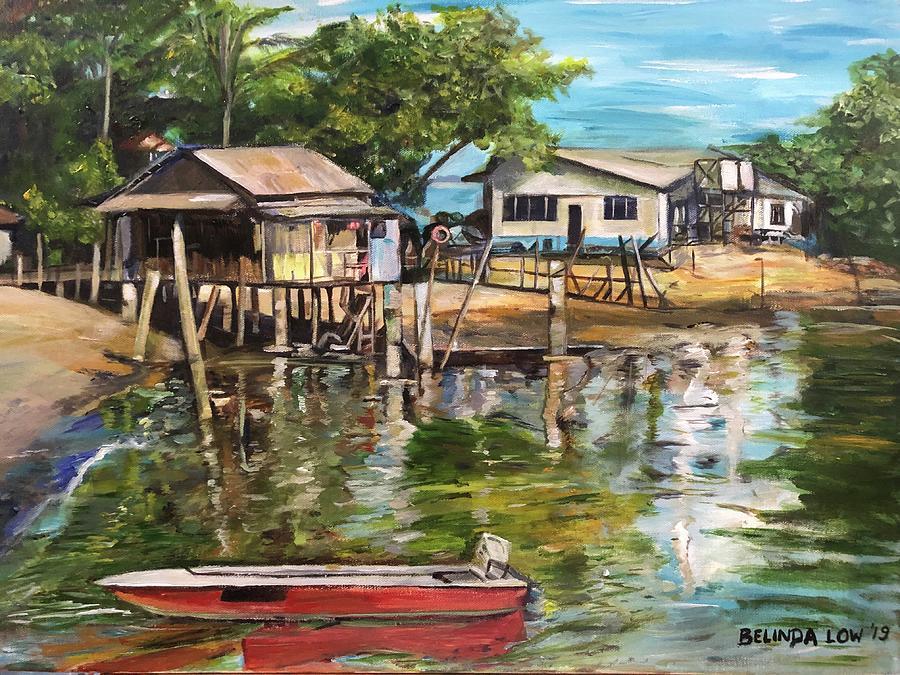 The Last Village by Belinda Low