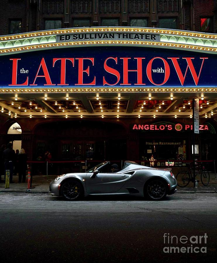 The Late Show by EliteBrands Co