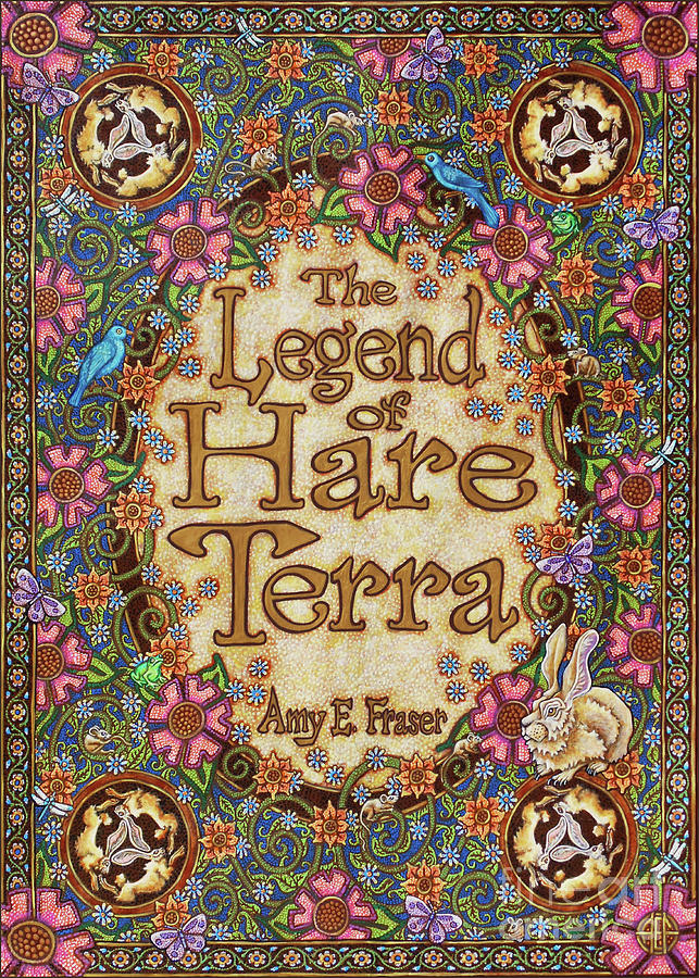 The Legend of Hare Terra - Title Page 1 by Amy E Fraser