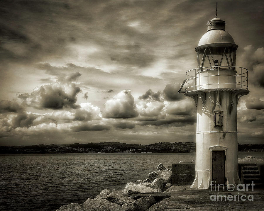The Lighthouse by Edmund Nagele