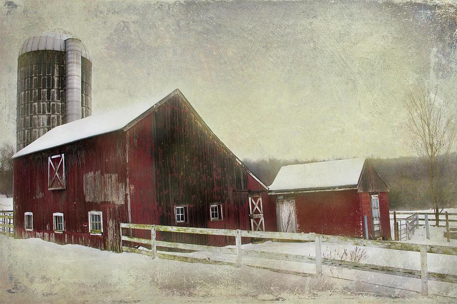 The Lindberg Barn by T-S Photo Art