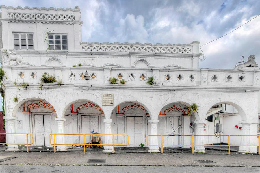 The Lion House, Trinidad by Nadia Sanowar