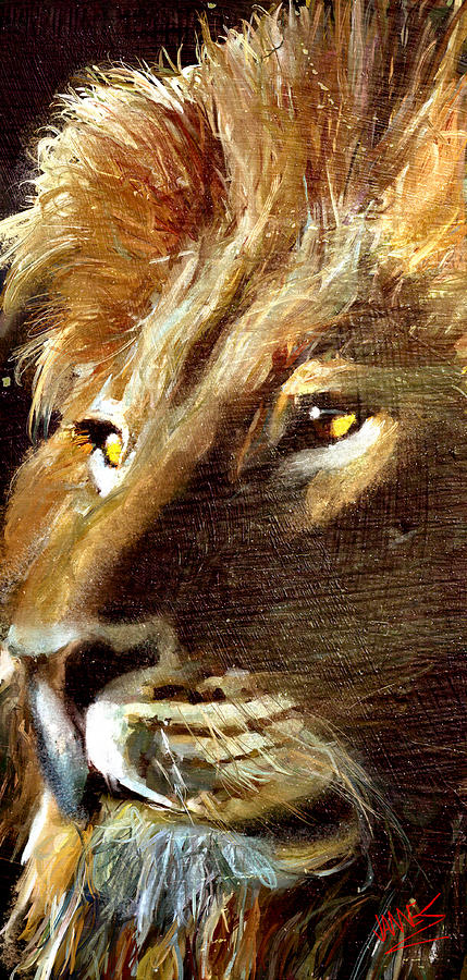The Lions Head by James Shepherd