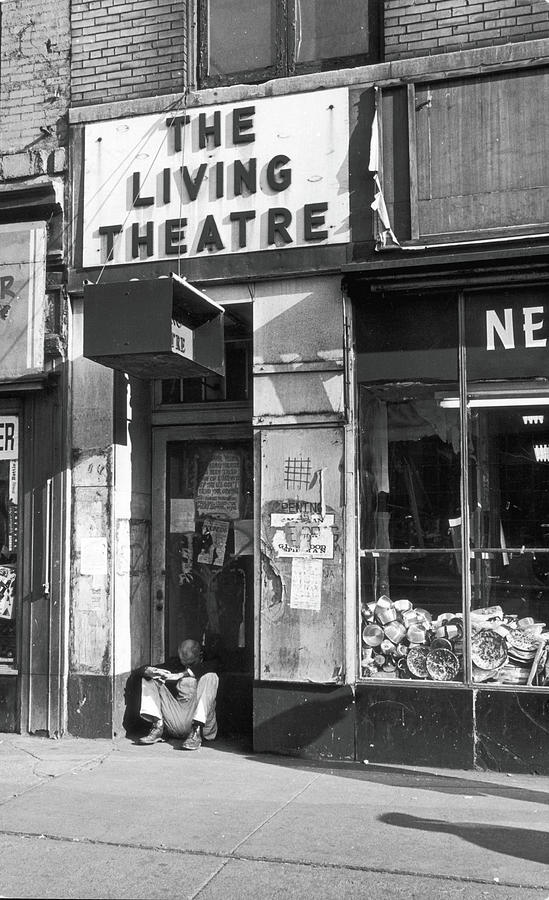 The Living Theatre, Closed Photograph by Fred W. McDarrah