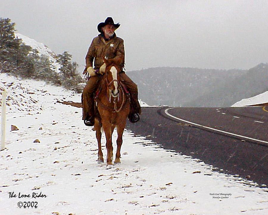 The Lone Ranger by Matalyn Gardner