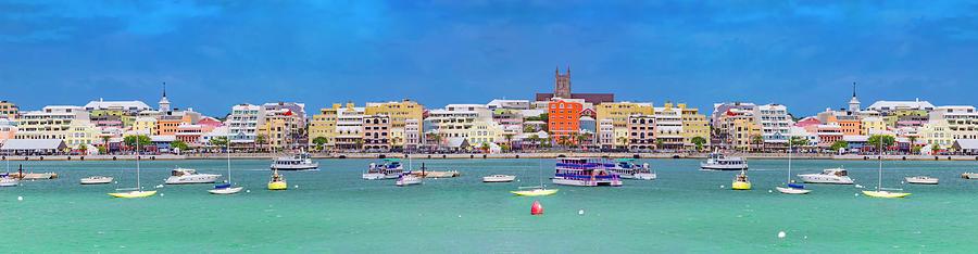 Bermuda Photograph - The Long Town  by Betsy Knapp