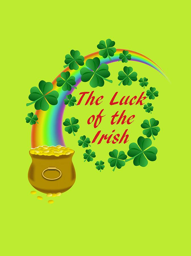 The Luck o the Irish by Keith Hawley