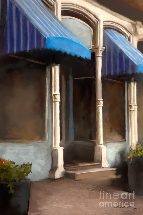 The M Cafe by Dwayne Glapion
