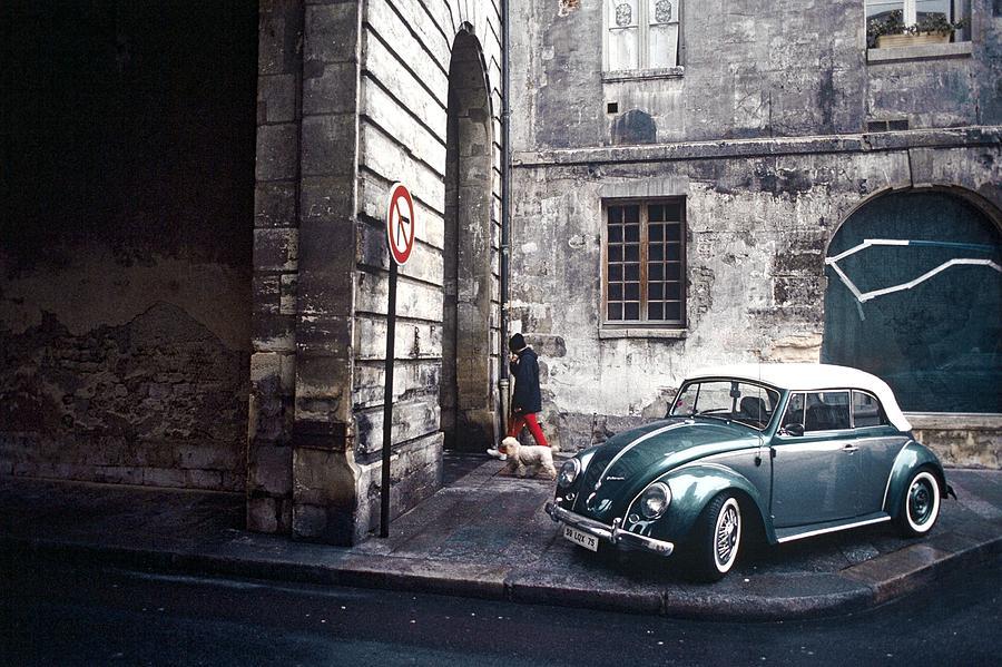 The Marais, Place Des Vosges In Paris Photograph by Jean-erick Pasquier
