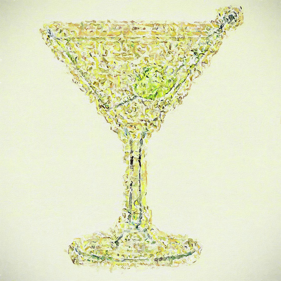 The Martini by Dan Sproul
